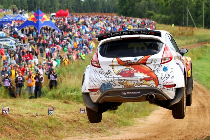 Shell Helix Rally Estonia 2018