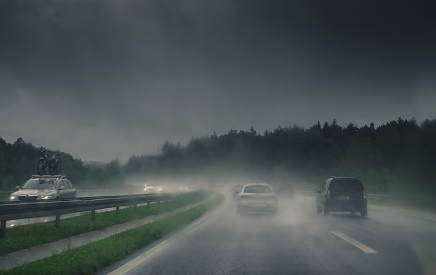 Sõitmine tormiga